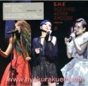 S.H.E�^2gether 4ever Encore �������e���ف@BD+DVD ��p��