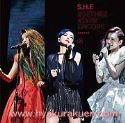 S.H.E�^2gether 4ever Encore �������e���� 3DVD ��p��